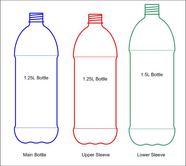 Water Rocket Designs 2 Liter Bottles: Grupo 47 ICH1104 2-2011